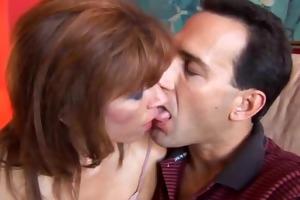 sexy older honey mikela loves facial cumshots