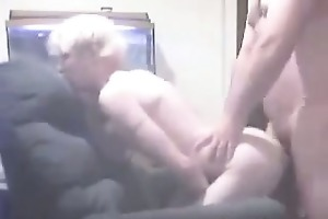 young guy gets screwed by an older knob