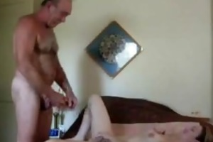 youthful mistress rides my cock until we cum