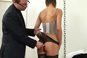 the punishment for young secretary