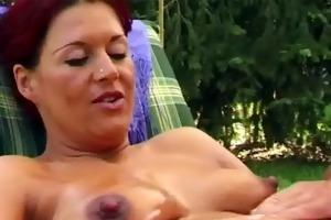 outdoor amateur preggo porn
