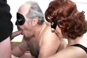 italian ambisexual couple