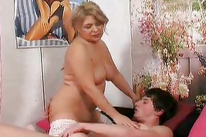 granny seduces her juvenile ally 36
