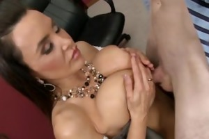 brazzers - sexy d like to fuck lisa ann receives