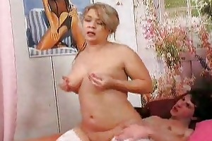 granny seduces her young ally 46