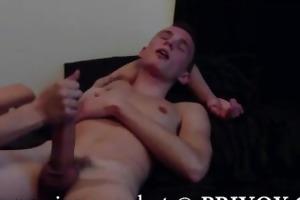 huge cock acquires a handjob
