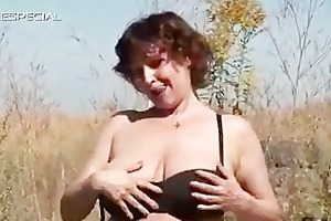 slutty milf acquires her hairy muf screwed part5