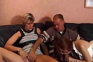 married couple trick younger playgirl into having