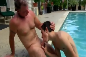 twink movie of brett anderson is one lucky daddy,
