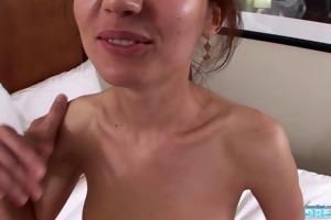 22 years sonia st casting slim brunette