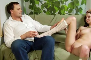 a hawt gift for daddy - anal s88
