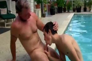 homo twinks brett anderson is one lucky daddy,