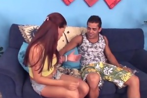 brazilian couple love assfuck karen martins