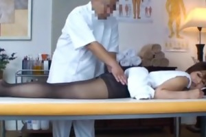 oriental milf has massage and fucking part4