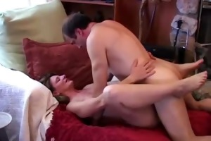 very hawt aged amateur loves to fuck