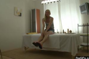 juvenile blondes st massage