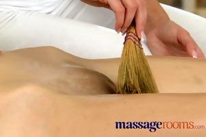 massage rooms silky skin on skin juvenile lesbian