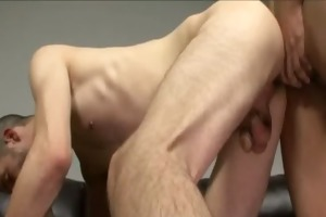 hot dark gay boys fuck white youthful dudes
