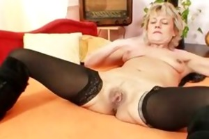hot female-dominant lady performs filthy