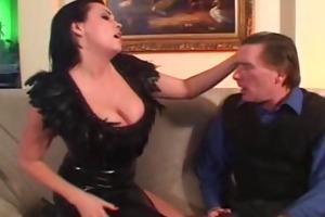 slutty mother copulates sons teacher