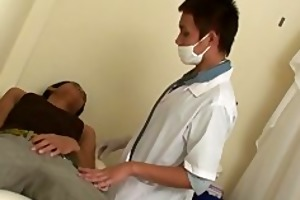 kinky medical checkup 1