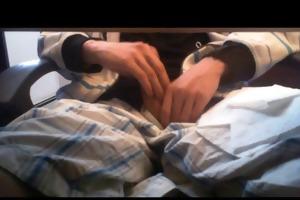 caught brother masturbating in my room