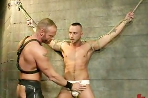 slave to a hot muscle daddy