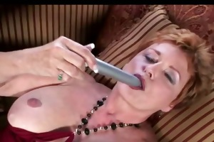 old dirty housewife in solo