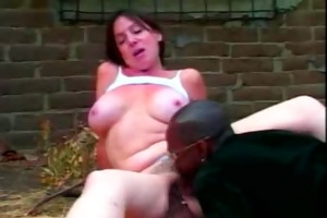 chubby mother i in a menage a trois