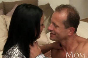 mom recent mom needs a helping hand to climax