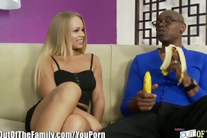 britney youthful copulates well hung step-daddy