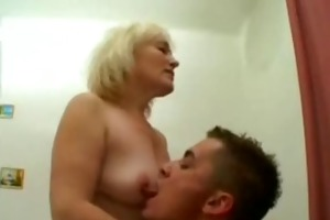 mature woman and lad - 35