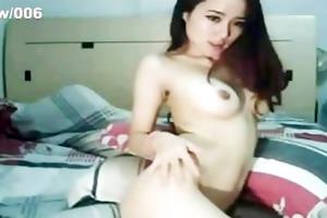 korean mother classic large cock creampie