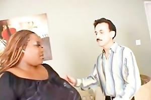 old stud copulates big beautiful woman swarthy