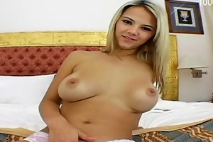 daughter cum on body