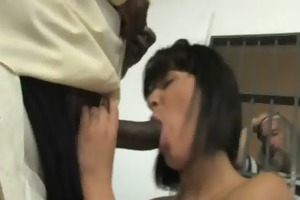dady watching his daughter banged by darksome 11