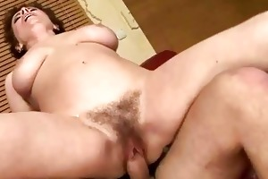 naughty granny gets fucked by youthful dude
