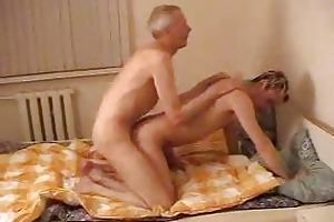 old gay bangs his juvenile amateur guy hard