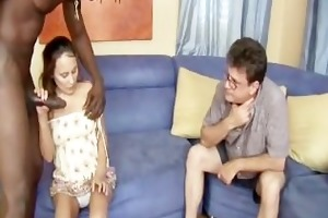 oh no! theres a negro in my daughter - scene 3