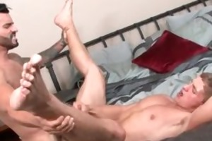 alex fucking threesome hunk up the asshole part2