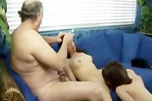 dezs first time threeway with gary lee and lacie