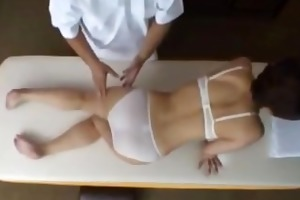 oriental milf has massage and fucking part2