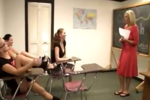 tugjob in the classroom