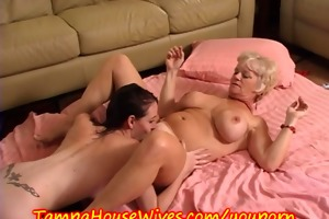 swinger housewives and the cum pair