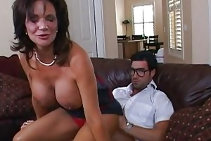 breasty brunette d like to fuck getting her