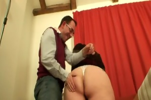 some fun with mature plumper