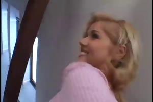 glamorous juvenile woman hard dp
