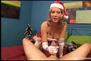 horny holiday stepmom seduces me. zoey holloway
