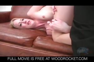 hot youthful blond screwed by doctor ramrod