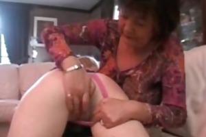 non-professional mama and daughter copulates the